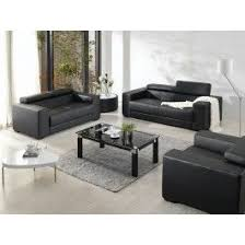 Real Leather Sofa Set by The 25 Best Black Leather Sofas Ideas On Pinterest Black
