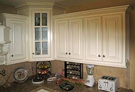 Crown Moulding Ideas For Kitchen Cabinets Strikingly Ideas Crown Molding For Kitchen Cabinets Nice