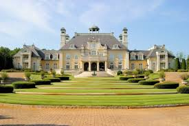 chateau style house reportedly spent 26 million building this chateau