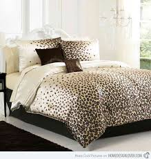 cheetah print bedroom decor 15 lovely bedrooms with leopard accents home design lover