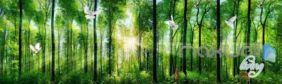 3d sunrise forest deer entire living room bedroom wallpaper wall 3d sunrise forest deer entire living room bedroom wallpaper wall mural art prints idcqw 000228