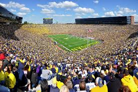 How Much To Build A House In Michigan by Michigan Stadium Wikipedia