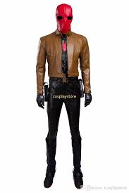 jason costume jason todd costume high quality