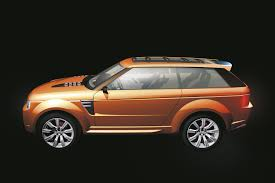 range rover concept land rover may build a two door range rover automobile magazine