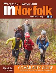Norfolk County Council Committee System Innorfolk Fall 2017 Winter 2018 Community Guide By Norfolk County