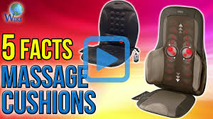 Massage Pads For Chairs Top 10 Massage Cushions Of 2017 Video Review