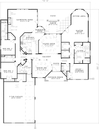 modern courtyard house plan 61custom contemporary luxihome