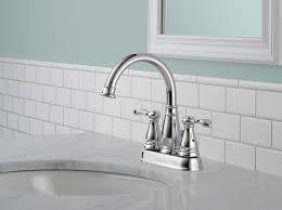 delta 25984lf porter two handle centerset bathroom chrome touch