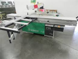 altendorf sliding table saw machinerymax com altendorf f 45 3200 heavy duty sliding table
