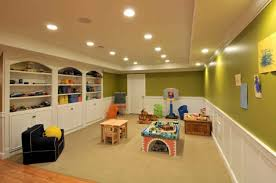 Ideas For Kids Playroom Basement Fascinating Basement Playroom Design Ideas Kids
