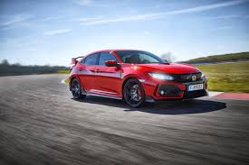 Honda Civic Type R Horsepower European Spec Honda Civic Type R Poses For The Camera