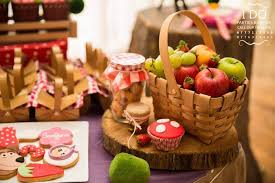 fruit basket ideas kara s party ideas fruit basket picnic spread from a masha the