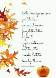 by fitzgerald kennedy thanksgiving poems