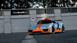 gulf porsche wallpaper new info porsche 918 coupe racing prototype to debut in detroit
