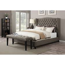 Eastern King Bed Faye Bed Multiple Colors Sizes By Acme Furniture 20900q Acme