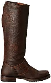 buy boots wide calf amazon com frye s slouch boot wide calf mid calf