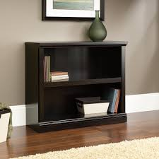 sauder 2 shelf bookcase sauder select 2 shelf bookcase 414237 sauder