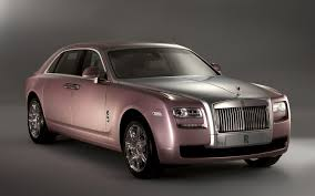 rose gold cars fun fact majority of rolls royce ghosts are factory customized