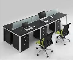 desk for 3 people shanghai office furniture stylish minimalist modern wall desk