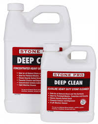 deep clean heavy duty stone u0026 grout cleaner stone pro
