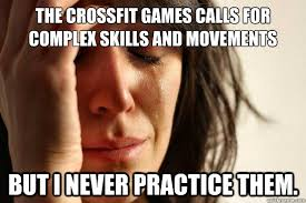 Crossfit Open Meme - 5 tips to the crossfit open