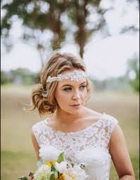 Wedding Hairstyle Ideas For Short Hair by Wedding Hairstyles Wedding Hairstyles For Short Hair With