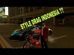 download game gta mod drag indonesia gta sa andreas mod pack drag drift indonesia android youtube