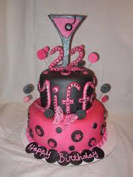 birthday cake martini recipe martini polka dot black and pink 22 birthday cake flickr