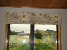 Roman Shade For French Door - curtain u0026 roman blind manufacturer trade me