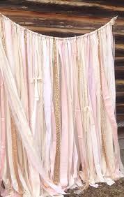wedding backdrop garland best 25 fabric backdrop wedding ideas on weddings