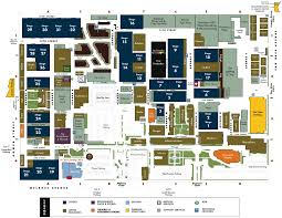 Street Map Of Los Angeles by Paramount Studios Studio Lot Map In Los Angeles Hollywood