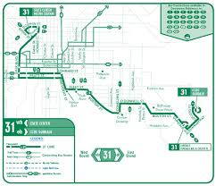 Green Line Boston Map by Bus Schedules Maryland Transit Administration