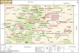 map us states colorado places to visit in colorado map of colorado attractions