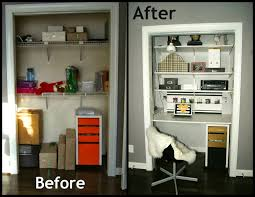 closet design making a desk in luxury office under stairs awesome
