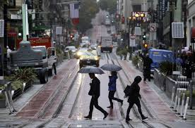 thanksgiving in san francisco cold wet storm to bring rain hail snow to bay area and northern