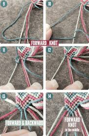 diy bracelet with thread images Double chevron friendship braceletfree diy jewelry projects jpg