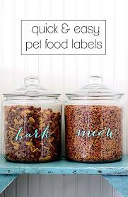 best 25 dog food storage ideas on pinterest dog food stations