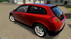 2015 volvo 880 city car driving u2013 volvo car package u2013 simulator games mods download