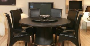 table round contemporary dining tables stunning six seater