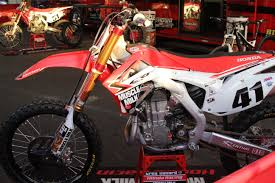 motocross push bike bike check what the supercross pros pedal bikerumor