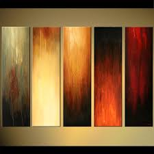 decor painting painting multi panel abstract home decor painting 5751