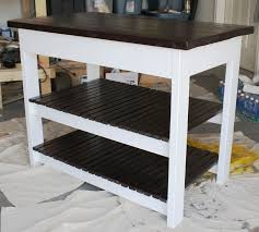 how to make a kitchen island with seating 15 diy kitchen islands unique kitchen island ideas and decor