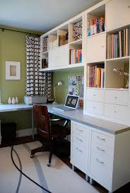 Home Office Curtains Ideas Home Office Curtain Ideas Home Office Contemporary With Built In