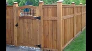 privacy fence and wood fence columbus ga 31904 youtube