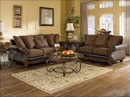 Ashley Furniture Living Room Set  Leather Sleeper Sofa Ashley - Ashley furniture living room sets