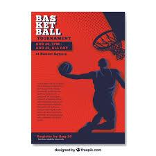 basketball c brochure template basketball vectors photos and psd files free