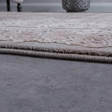 Wohnzimmer Grau Creme Designer Teppich Moderne Wohnzimmer Teppiche 3d Barock Muster In