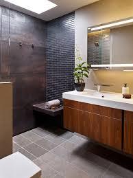 bathroom ideas with tile metallic tile bathroom ideas houzz