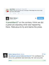 Robin Henry Robin Henry Reporter For The Sunday Times Tweets About Stanbridge