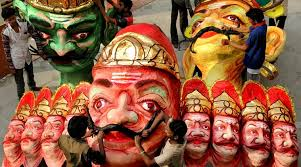 dussehra 2017 how dussehra is celebrated across the country the